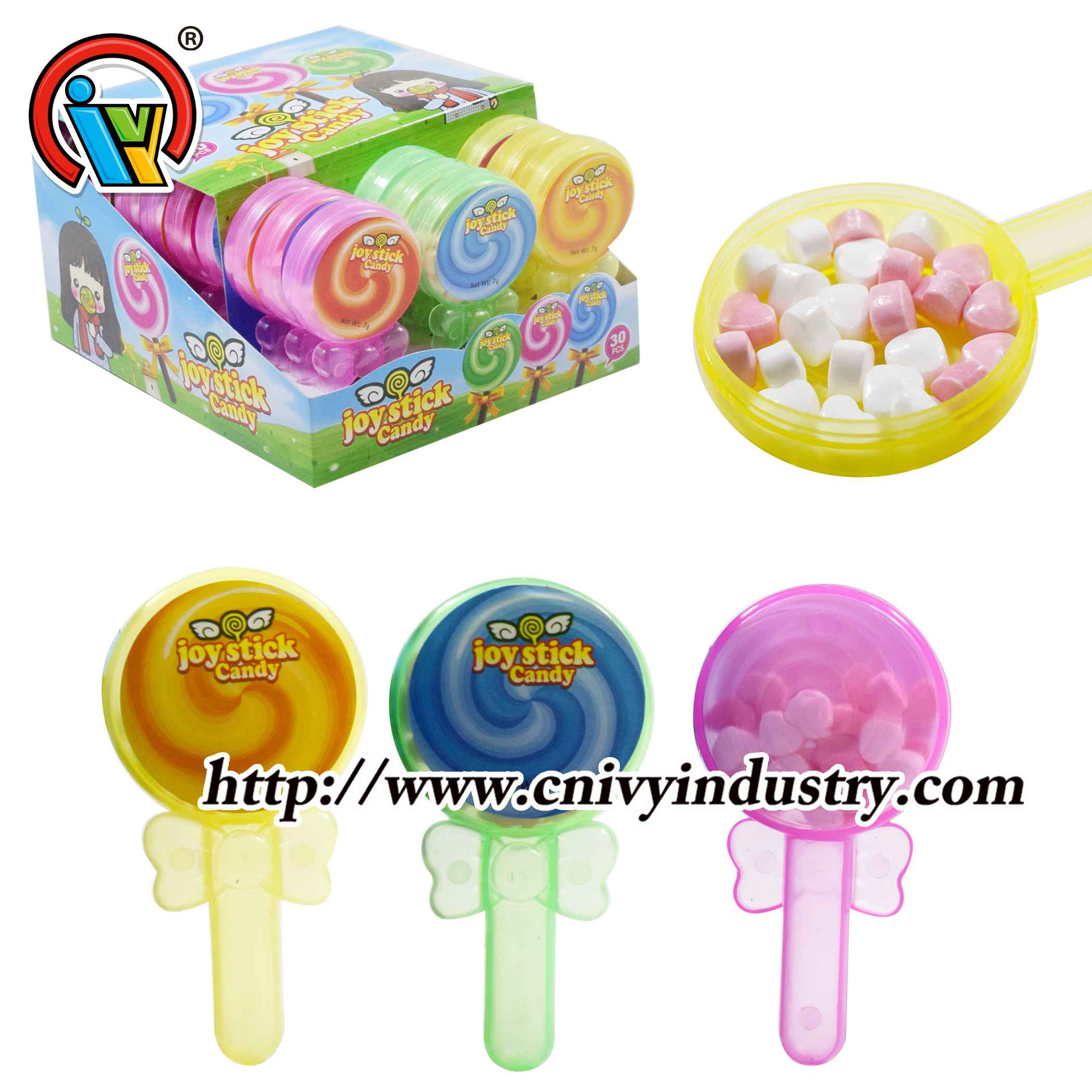 tablet pressed candy