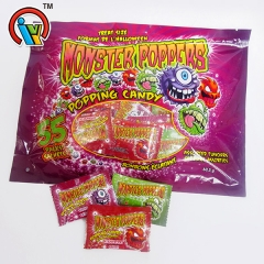 monster fruity popping candy