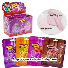 bubble gum supplier